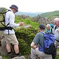 training & guided walks